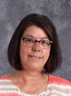 2018-2019 Buckland Support Staff of the Year - Laurie Morse